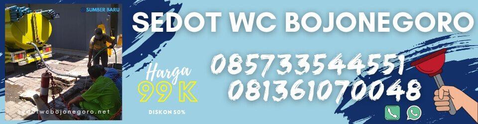 Sedot WC Bojonegoro Murah – 081361070048